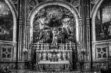 In Saint Eustache by gr8fulted, contests->b/w challenge gallery