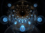 Time Keeper by jswgpb, Abstract->Fractal gallery