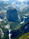 Awesome Nevada and Vernal Falls by Zava, photography->landscape gallery