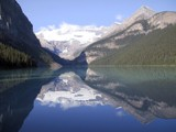 Lake Louise by ernieleaf, Photography->Mountains gallery
