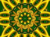 Green & Gold by DevilsJohnson_2, Abstract->Fractal gallery