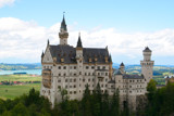 Schloss Neuschwanstein by trevor51590, Photography->Castles/ruins gallery