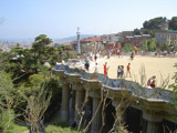 Parc Guell #2 by Gabbels, Photography->Places of worship gallery
