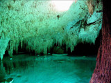 Blue-Green Cenote by tanmaker1, Photography->Nature gallery