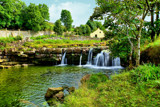 House by the stream.. by biffobear, photography->waterfalls gallery
