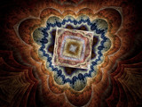 Thinking Outside The Box by razorjack51, Abstract->Fractal gallery