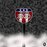 """The Campaign Trail - From a """"Gothy"""" POV by Jhihmoac, illustrations->digital gallery"""