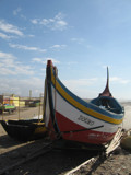 Boat in the beach.1 by apofix, Photography->Boats gallery