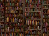 Library by vladstudio, illustrations->digital gallery