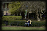 You Gotta Love a Nap in the Park by mikerkim, Photography->People gallery