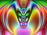 Python by CK1215, Abstract->Fractal gallery