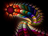 Flying High by Joanie, Abstract->Fractal gallery