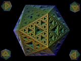 Egyptian Cube by Joanie, abstract->fractal gallery