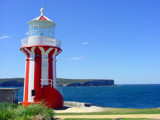 The Hornby Lighthouse at South Head by haymoose, Photography->Lighthouses gallery