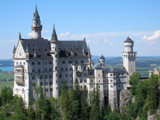 Neuschwanstein Castle by louisianian, Photography->Castles/ruins gallery