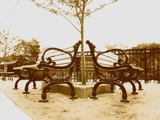 Old Timie Benches by Jeremy805, Photography->Manipulation gallery