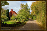 Small Zeeland Country Road by corngrowth, Photography->Landscape gallery