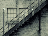 Glass, Steel and Brick by Fifthbeatle, photography->city gallery