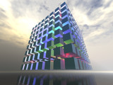 Cubed v3 by scionlord, Computer->3D gallery