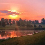 Pond in the Morning by Starglow, photography->landscape gallery