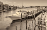 Lewes Harbor by Jimbobedsel, contests->b/w challenge gallery