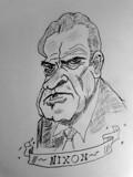 Nixon by bfrank, illustrations gallery