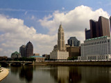 Columbus River View by casechaser, Photography->City gallery