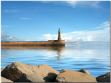 Roker Pier\Sunderland. by shedhead, Photography->Manipulation gallery