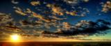 Sunset Panorama by Mvillian, photography->skies gallery