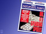 Artopolis Times - Corruption by Jhihmoac, Photography->Manipulation gallery