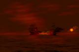 Duel at dawn by biffobear, photography->manipulation gallery