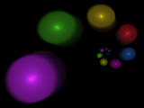 Water Balloon Fight by Hottrockin, Abstract->Fractal gallery