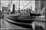 Naval Nostalgia In B&W by corngrowth, contests->b/w challenge gallery