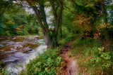 Riverside walk by biffobear, photography->landscape gallery