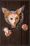 Cat In The Door by corngrowth, photography->sculpture gallery