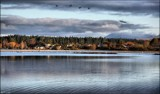 Hawkesbury Lagoon  #4 by LynEve, Photography->Landscape gallery