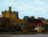 Warkworth Guardian by biffobear, photography->castles/ruins gallery