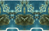The Consequence of Blue by Flmngseabass, abstract gallery