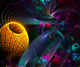 Lucid Stairway by mattjung, abstract->fractal gallery