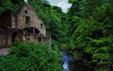 The Old Heaton mill by biffobear, photography->castles/ruins gallery