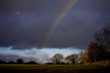 rainbow and blue sky by JQ, photography->landscape gallery