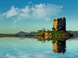 Castle Stalker 2 by biffobear, photography->castles/ruins gallery
