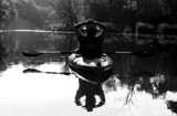 B&W: Kayaking the Sheyenne by Nikoneer, contests->b/w challenge gallery