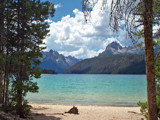 Redfish Lake by nmsmith, Photography->Landscape gallery