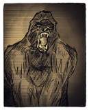 Alpha Male by bfrank, illustrations gallery