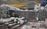 Surreal Twilight by biffobear, Photography->Gardens gallery
