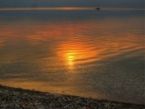 Lake Sunset by koca, photography->shorelines gallery
