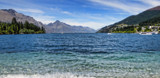 Lake Wakatipu - Sitting on the shore by LynEve, photography->water gallery
