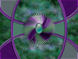 Seagreen&purple by Suprice23, abstract gallery