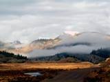 Rising Fog in Conejos Canyon #1 by fotobob, Photography->Mountains gallery